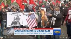 Nhật Ký Biển Đông: Vụ Jerusalem Gây Họa Cho Liên Hiệp Quốc